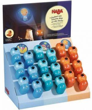 Haba - Lámpara de enchufe proyector serie 2