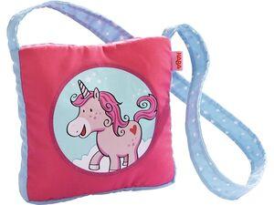 Haba - bolso pequeño baldolera unicornio
