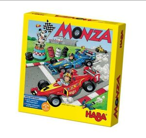 Haba - Monza - juego carrera de coches