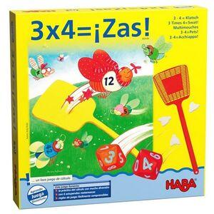 Haba - 3 X 4 = ¡Zas!
