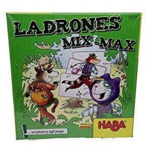 Haba - ladrones Mix-Max
