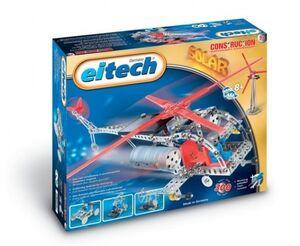 eitech Set solar deluxe Helicoptero etc