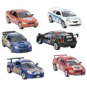 Street Racer, 1:36 (voiture de jouet, plusieurs modèles)