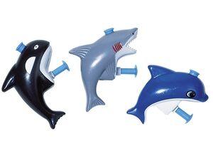 Pistola de agua animalitos del mar - Goki