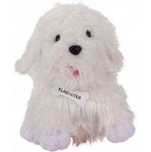 Marioneta mano perro Klabauter