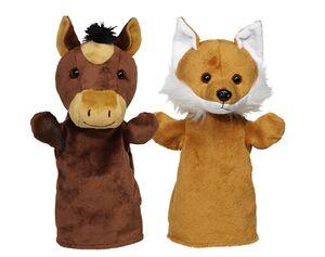 Goki Marioneta mano Animales (1 modelo a elegir)