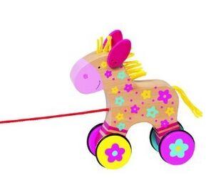 Goki - Arrastre caballo Clahra