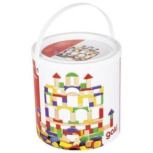 Goki - construcción blocs