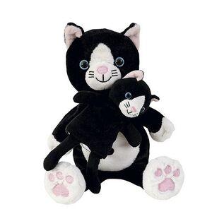 Marionetas gato Cara y Mimi