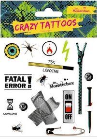 Spiegelburg Crazy Tattoos Tatuajes