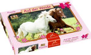 Spiegelburg - Puzle En el campo- amigos del caballo 72p