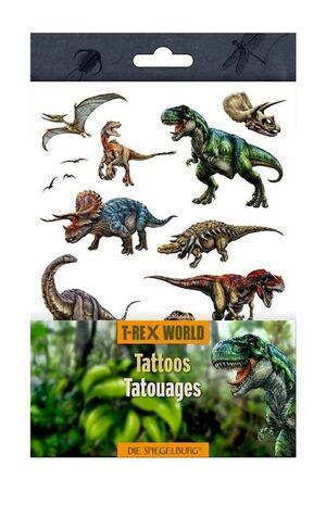 Spiegelburg - Tatoos tatuajes Mundo T-Rex