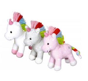 Spiegelburg - Unicornio con sonido Encantos de bebé