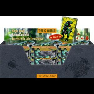 Spiegelburg - Toalla mágica Mundo T-Rex