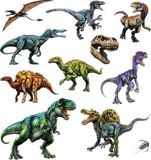 Spiegelburg - Tatuajes Mundo T-Rex
