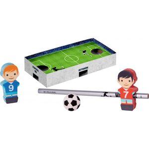 Spiegelburg - Set lápices y goma de borrar futbol wild and cool