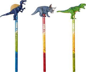 Spiegelburg - Lápiz con figura Mundo T-Rex