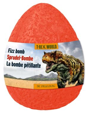 Spiegelburg - Bomba burbuja Dinos mundo T-Rex