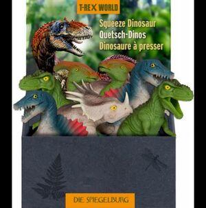 Spiegelburg - Dinosaurio para estrujar Mundo T-Rex
