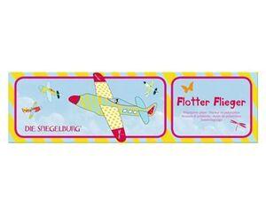 Spiegelburg - Flotter Flieger Avión de Poliestireno