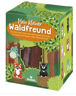 Moses- Animal del bosque