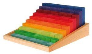 Grimm's - Escalera bloques numéricos