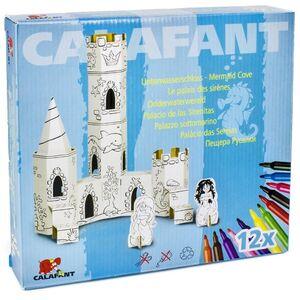 Calafant Castillo de las sirenas (nivel 2)