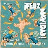 CD Villancicos ¡Feliz Navidad! Sónnica Yepes