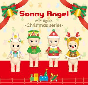 Sonny Angel navidad 2017