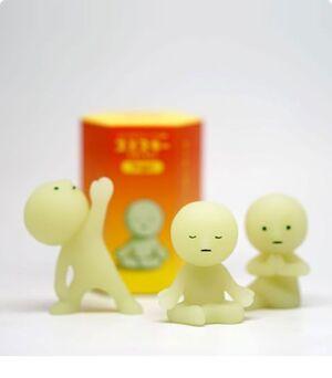 Smiski Yoga Series