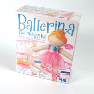 4M - Montar Bailarina