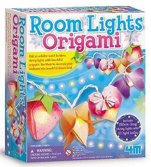 4M - Set de luces Origami