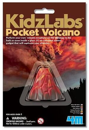 4M - Volcán pocket