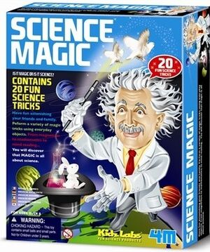 4M - 20 trucos de ciencia