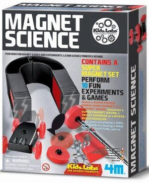 4M - Magnet science