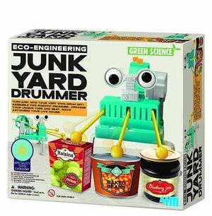 4M - Junkyard Drummer