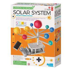4M - Sistema solar motorizado