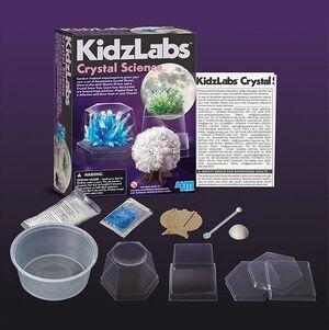 4M - Ciencia cristalina
