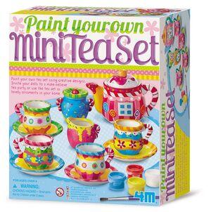 4M - Pintar juego café 13 piezas