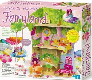 Crear Casa Hadas Faryland