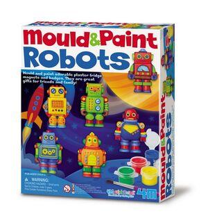 4M - Moldea y pinta Robots