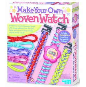 4M - Crea tu propio reloj de pulsera