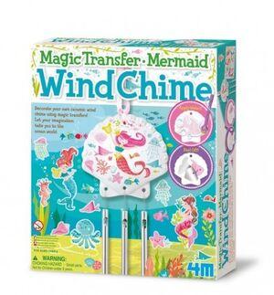 4M - Magic transfer- Mermaid Wind Chime