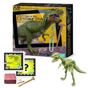 4M - Dinosaurio T-Rex ADN