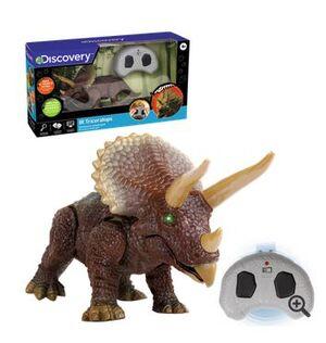 Lúdilo - Triceratops dinosaurio teledirigido