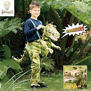 Travis - Monta un dinosaurio luz y sonido 3-5 años