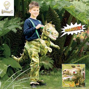 Travis - monta en dinosaurio luz y sonido 6-8 años