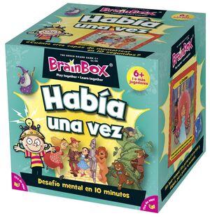 BrainBox - Había una vez (juego de memoria)