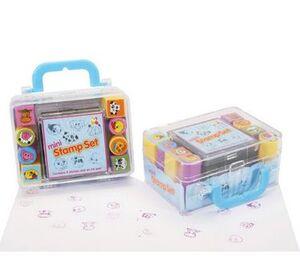 Mini set sellos