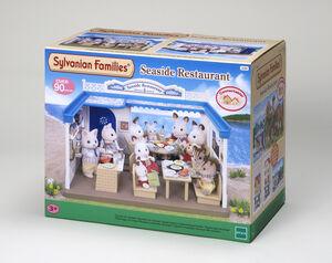 Sylvanian Families - Restaurante del mar